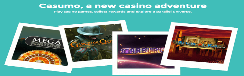 book of ra casumo casino review and welcome bonus