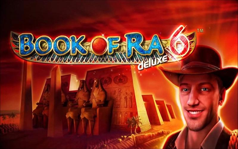 Book of Ra deluxe 6 Energy casino
