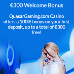 Quasar Gaming Casino Promotion