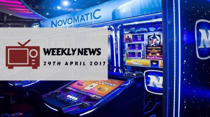 Book of Ra Weekly News 29-04-2017