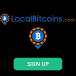 LocalBitcoin.com Bitcoin casinos e-wallet