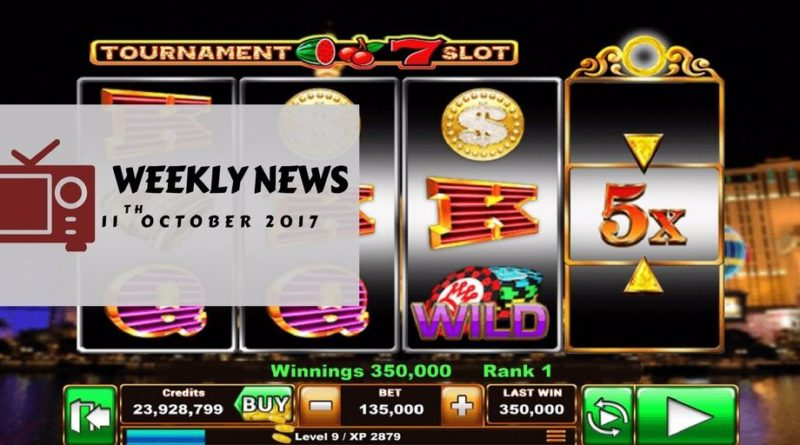 book of ra news 11-10-2017 | A beginner's guide to modern slot machines
