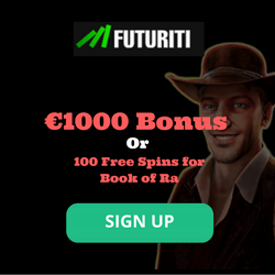 futuriti book of ra novomatic welcome bonus