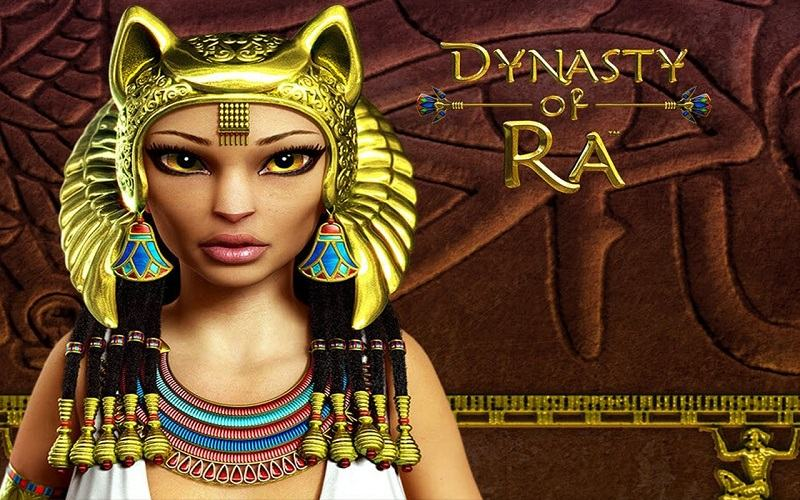 Dynasty of Ra Slot by Novomatic
