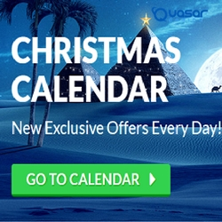 Christmas Calendar Quasar Gaming - 2017
