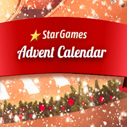 stargames casino advent calendar christmas 2017