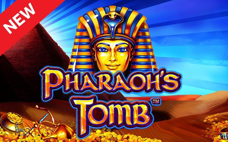 pharaohs tomb slot by Novoline