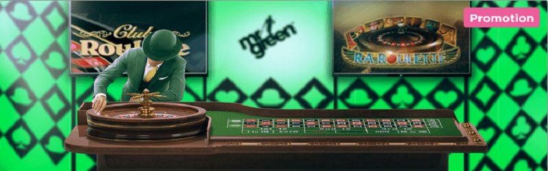 Mr Green Casino Elusive Offer