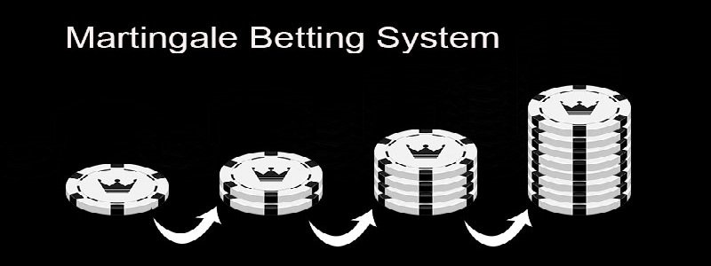 Martingale System for Slot Machines