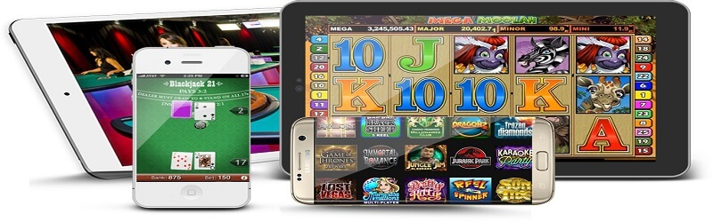 The next generation slots on Portable Devices