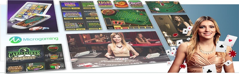 The Live Dealer Games by Microgaming