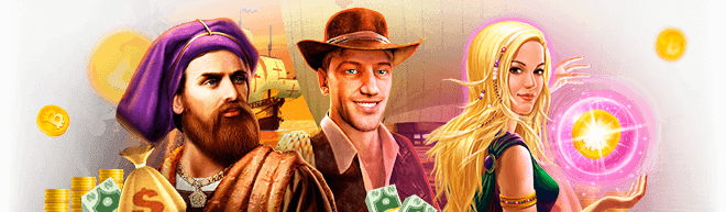 Play Novoline Slots with Bitcoin