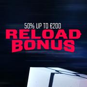 Energy Casino reload Bonus special 2018