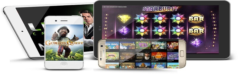 Mobile-Friendly NetEnt Slots
