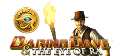 Daring Dave and the Eye of Ra -Playtech