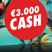 Real Money up for grabs at Circus Casino June Tournament