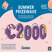 casumo summer prizewave
