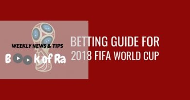 Online Betting Guide for 2018 FIFA World Cup
