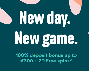 Casumo 20 free spins no deposit Welcome Bonus on registration